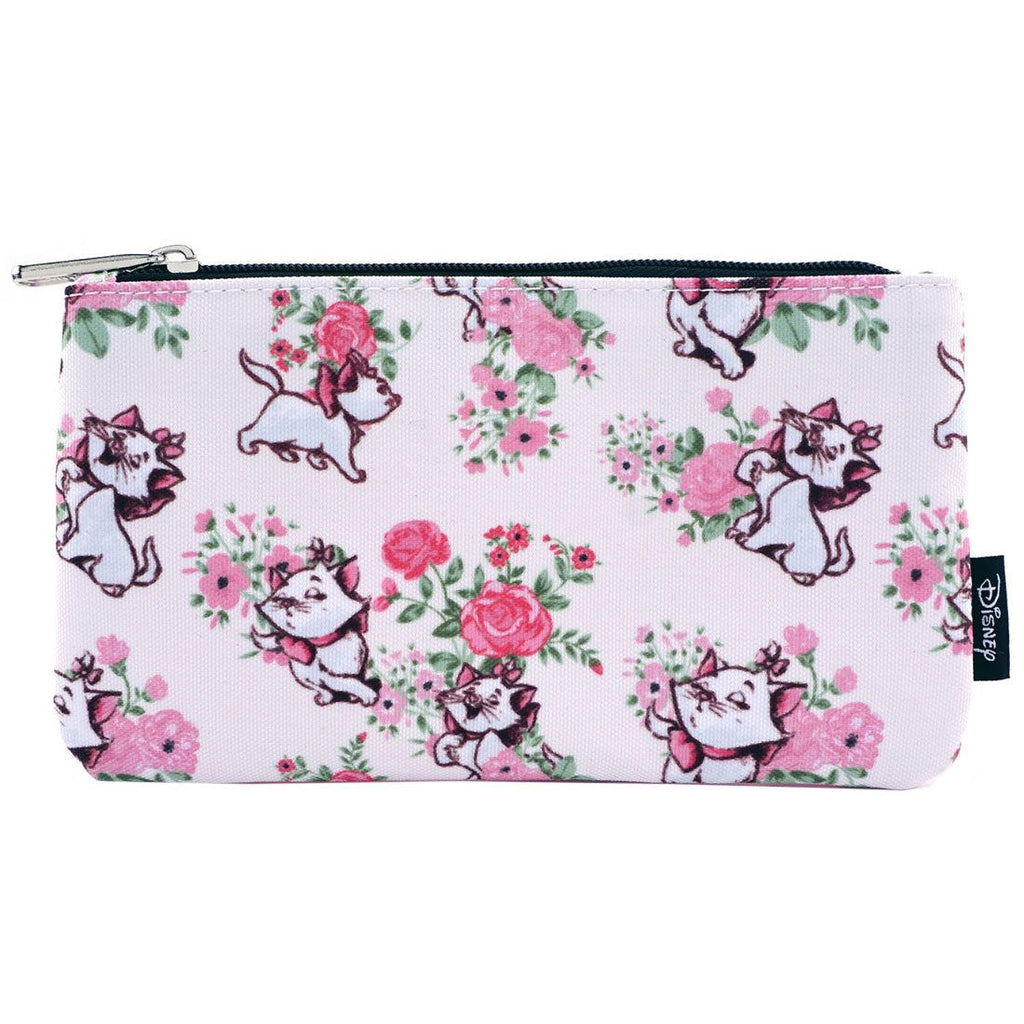 Loungefly Disney THE ARISTOCATS PRINT TRAVEL COSMETIC BAG