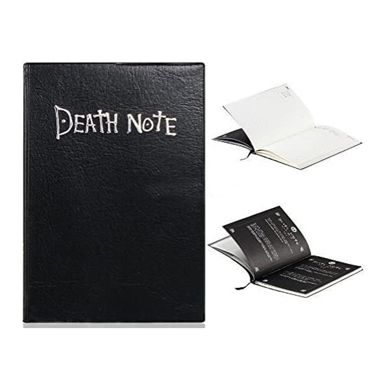 Anime Death Note Cosplay Notebook