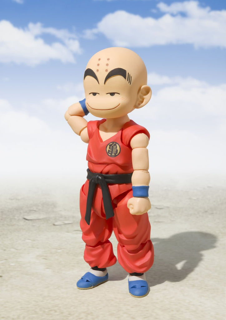Dragon Ball S.H.Figuarts Krillin-the Early Years