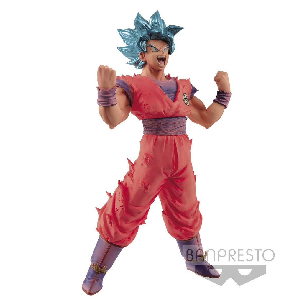 Dragon Ball Z Blood of Saiyans Super Saiyan God Super Saiyan Son Goku (Kaioken) Action Figure