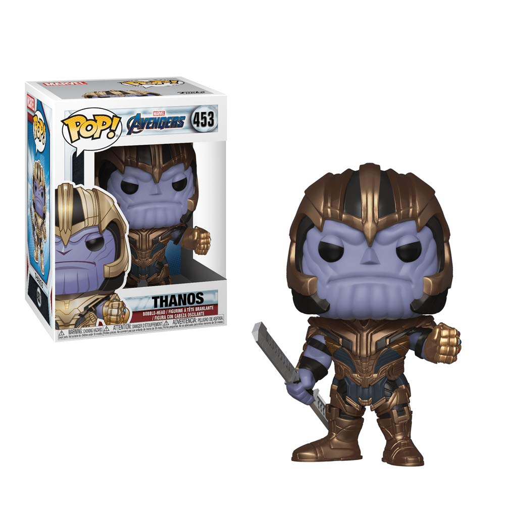 Funko Pop! Marvel #453: Avengers Endgame - Thanos
