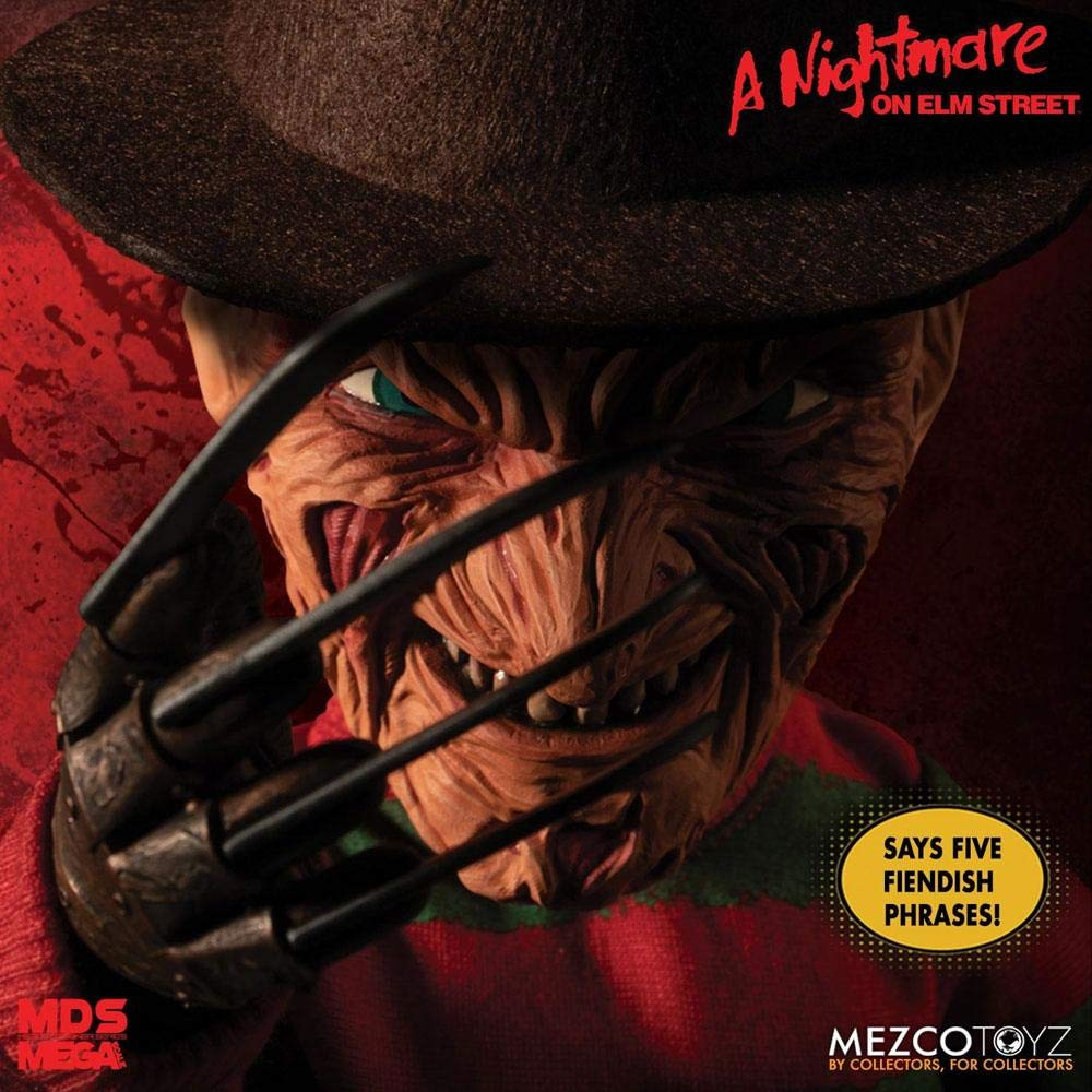 Nightmare on Elm Street Freddy Krueger Mega Scale Doll Standard