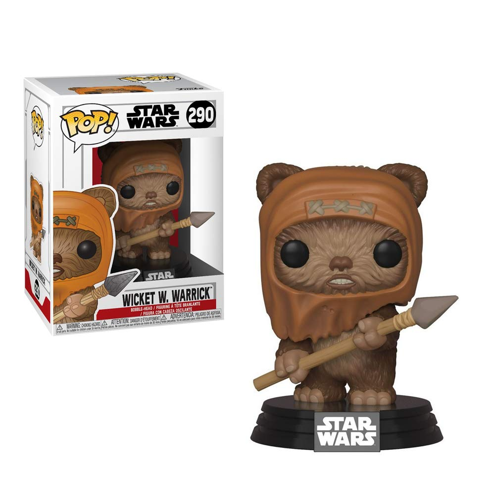 Funko Pop! Star Wars: Return of The Jedi - Wicket