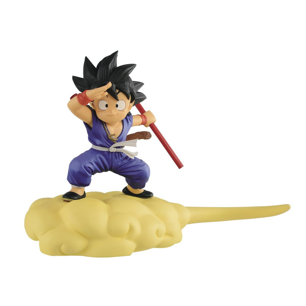 DRAGON BALL FIGURE PURE HEART FIGURE KINTOUN KID GOKU