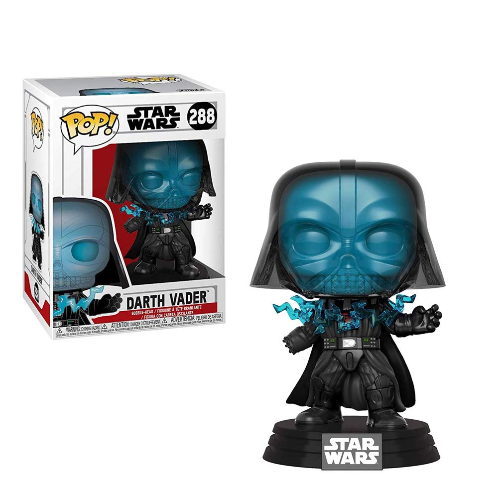 Funko Pop! Star Wars: Return of The Jedi - Electrocuted Vader Collectible Figure, Standard, Multicolor