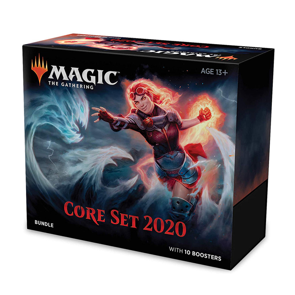 Magic: The Gathering Core Set 2020 (M20) Bundle | 10 Booster Packs