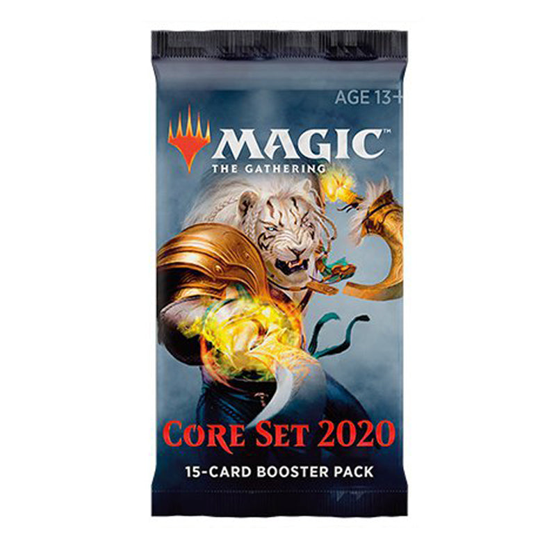 Magic: The Gathering Core Set 2020 Booster Packs