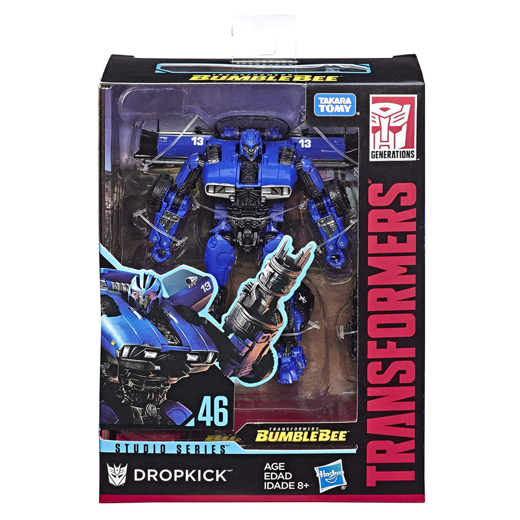 Transformers Studio Series 46 Deluxe Class Age of Extinction Dropkick