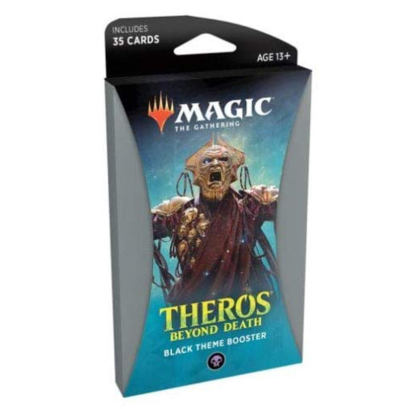Magic The Gathering Theros Beyond Death Theme Booster (Black Theme)
