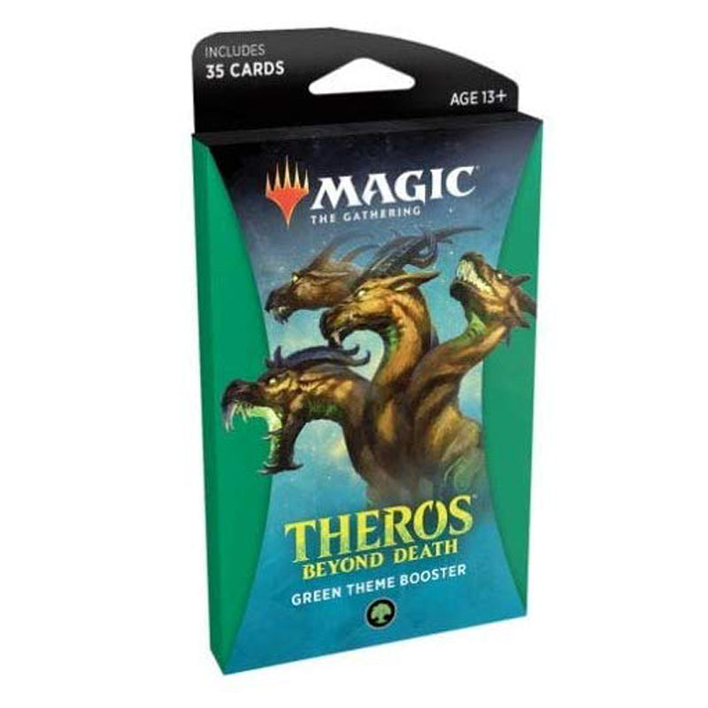 Magic The Gathering Theros Beyond Death Theme Booster (Green Theme)
