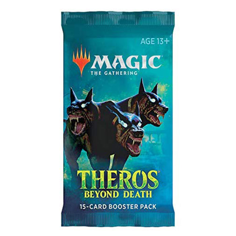 Magic The Gathering: Theros Beyond Death Booster Packs