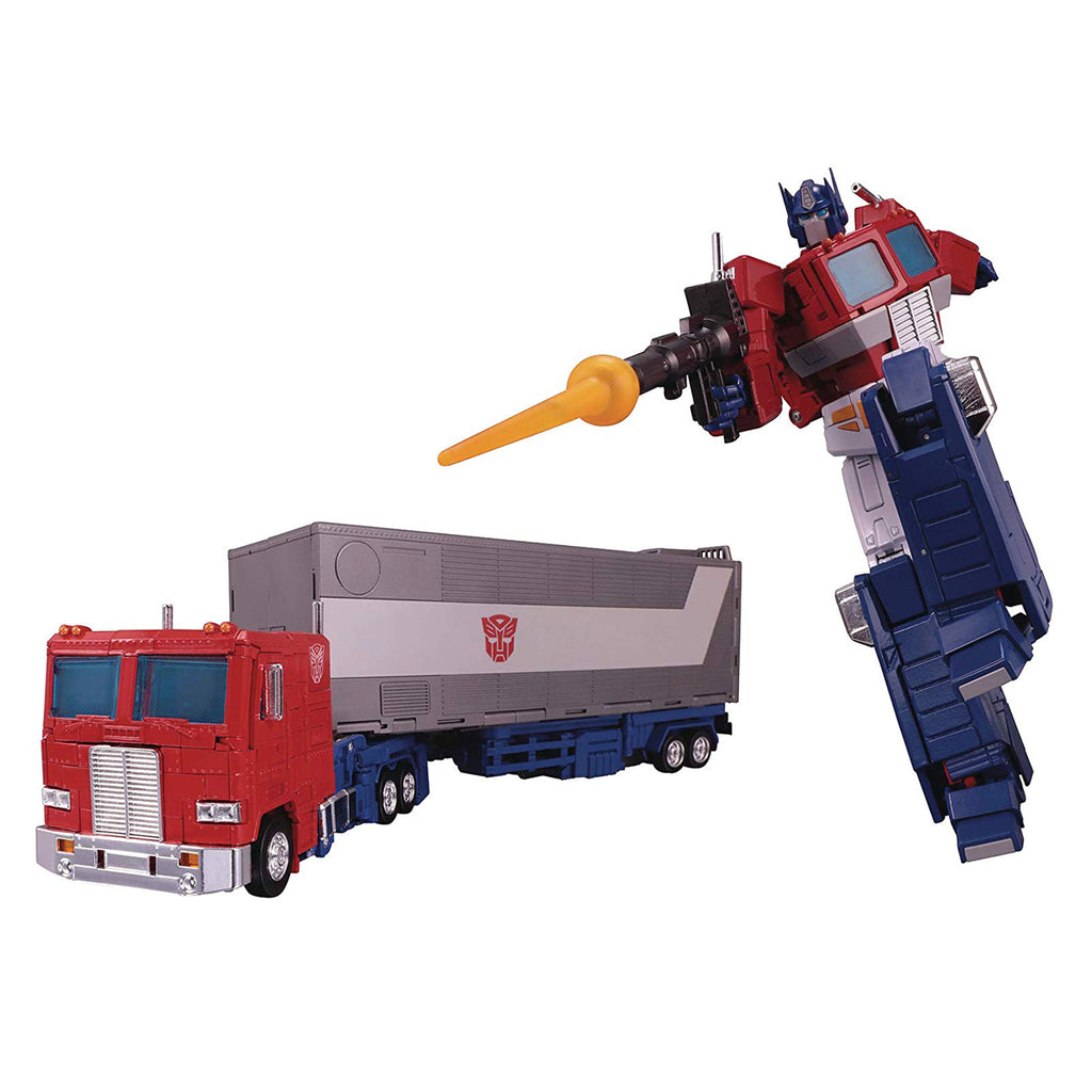 Hasbro Transformers Masterpiece Optimus Prime Version 3 Action Figure
