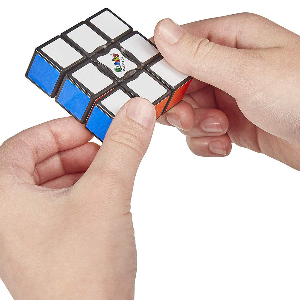 Hasbro Gaming Rubik's Edge Puzzle Game for Kids Ages 6 & Up, 1-Player Game Play On The Go
