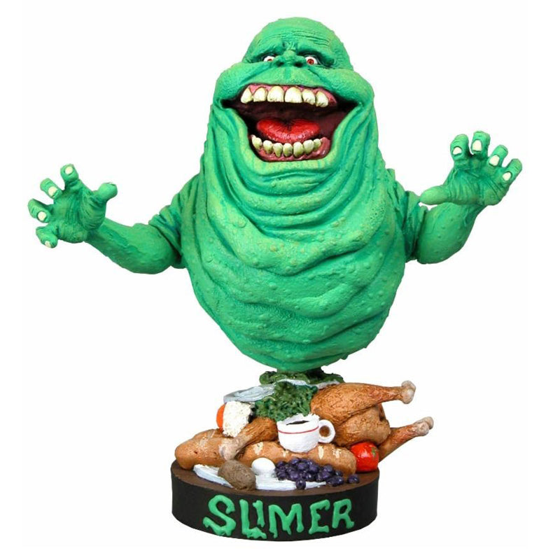 NECA - Ghostbusters - Head Knocker - Slimer