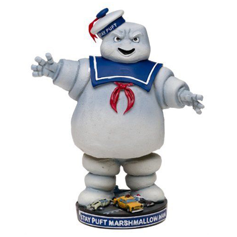 NECA - Ghostbusters - Head Knocker - Stay Puft Marshmallow Man
