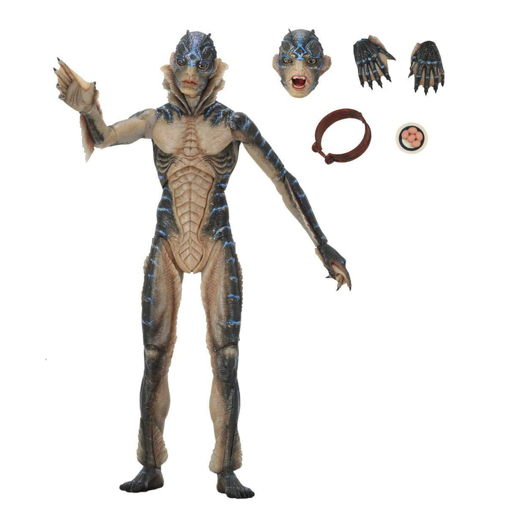 "NECA -Shape of Water: Amphibian Man 7"" Action Figure"