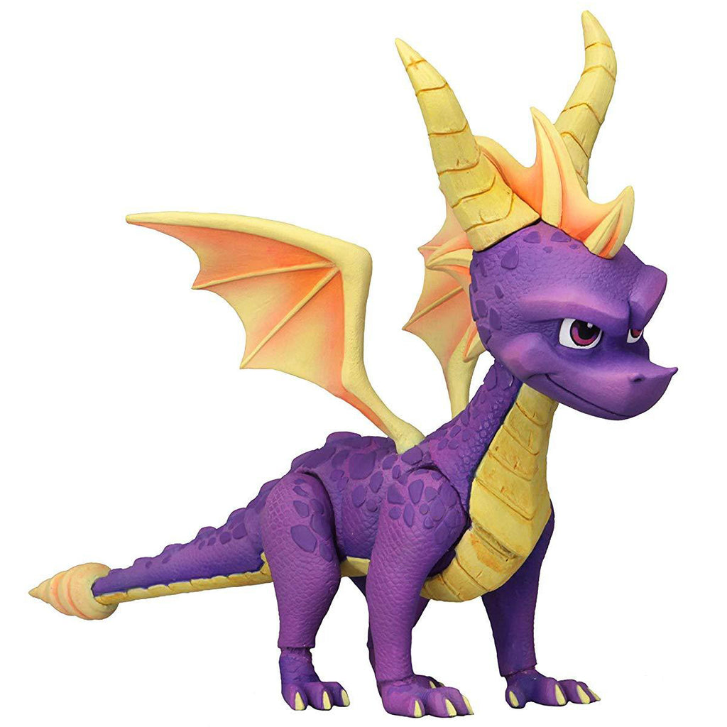 NECA Spyro The Dragon: Spyro Action Figure