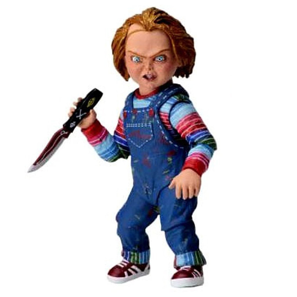 CHILDS PLAY- ULTIMATE CHUCKY 7-INCH SCALE ACTION FIGURE