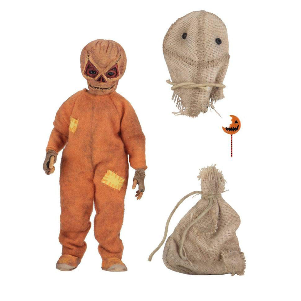 NECA Terror:  Trick R Treat Sam 8 Inch Clothed Action Figure