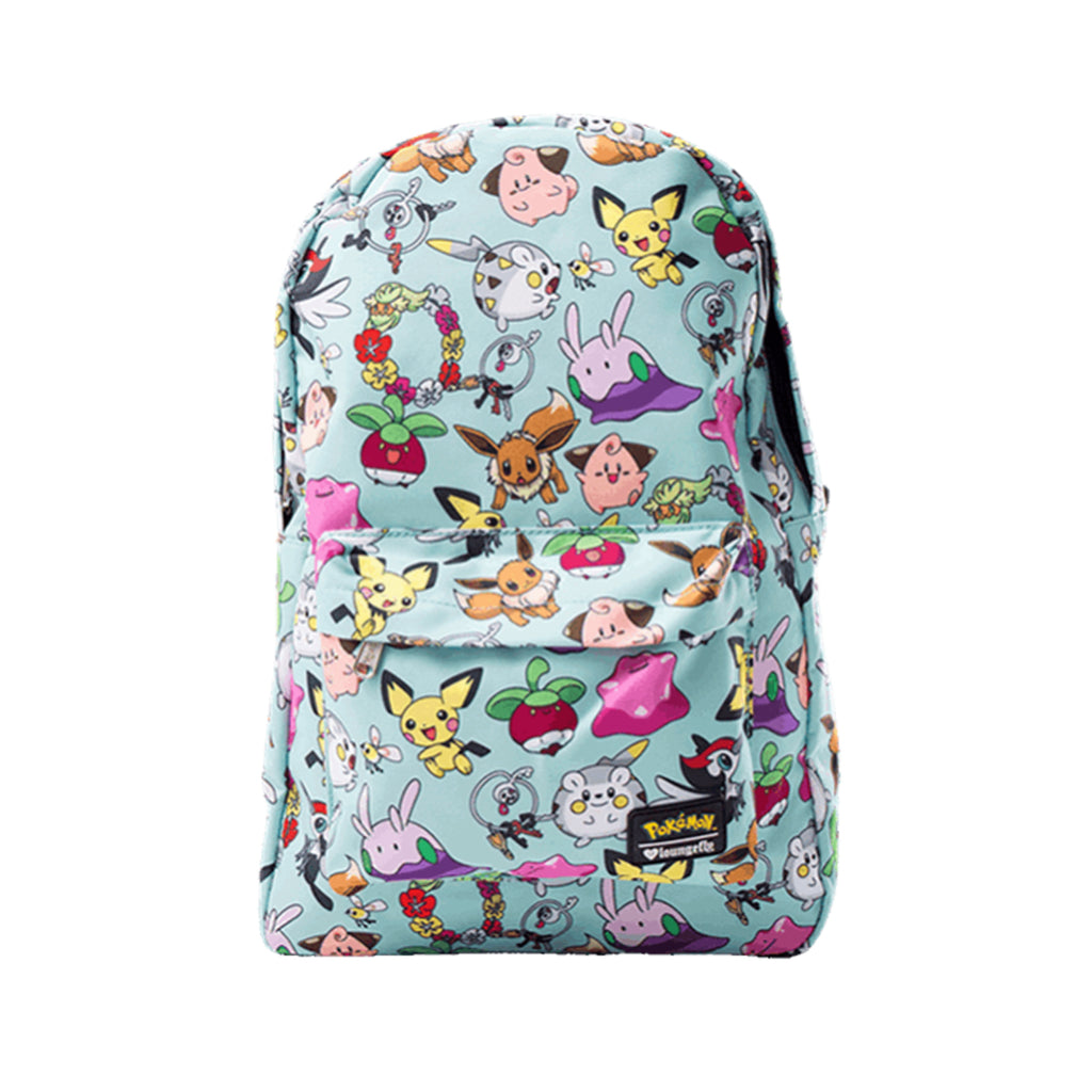 Pokemon - Baby Pokemon Mint Green Loungefly Backpack