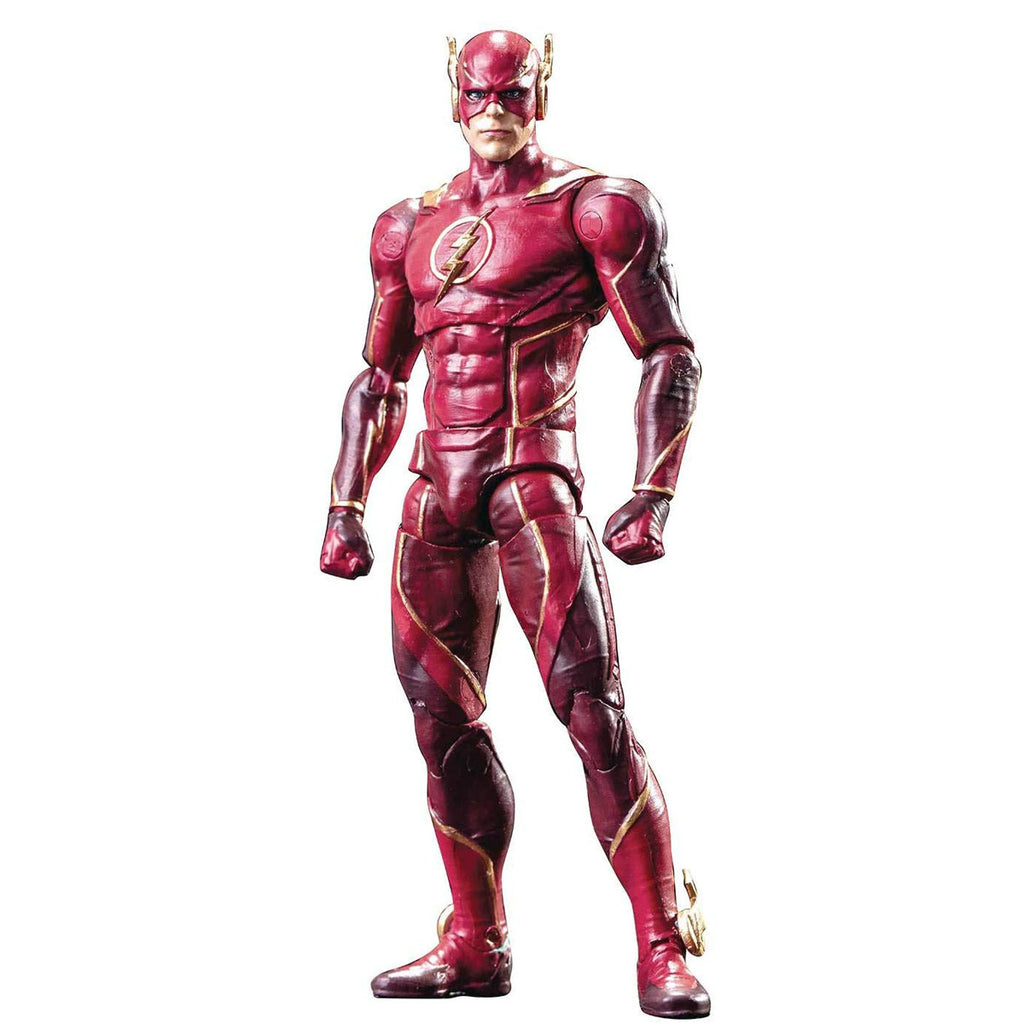 Hiya Toys Injustice 2: The Flash 1: 18 Scale Action Figure