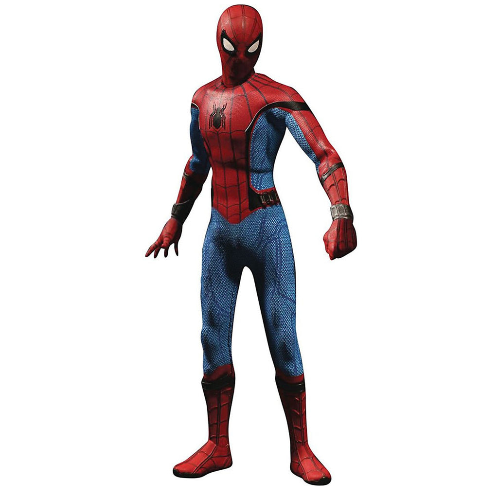 Mezco Toys One: 12 Collective: Marvel Spider-Man Homecoming Figura de acción