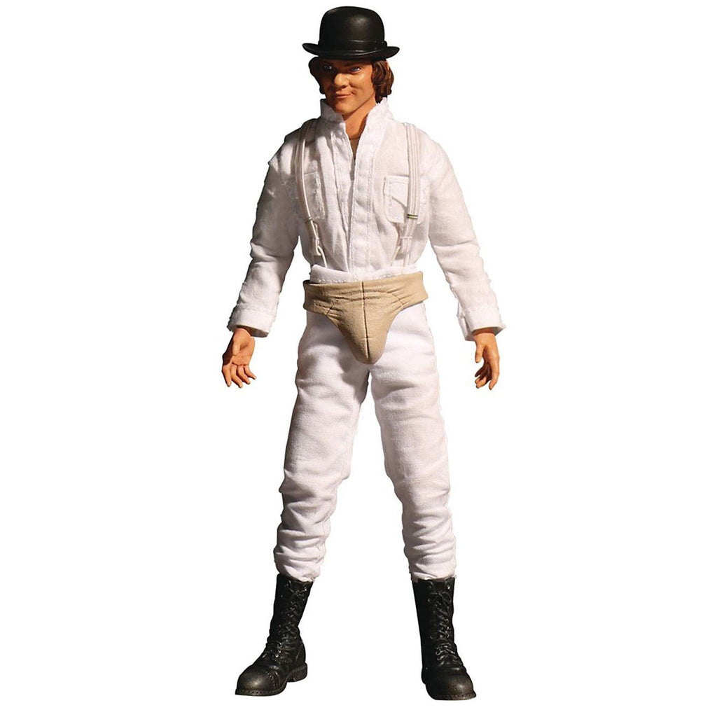 Mezco A Clockwork Orange: Alex DeLarge One: 12 Figura colectiva estándar