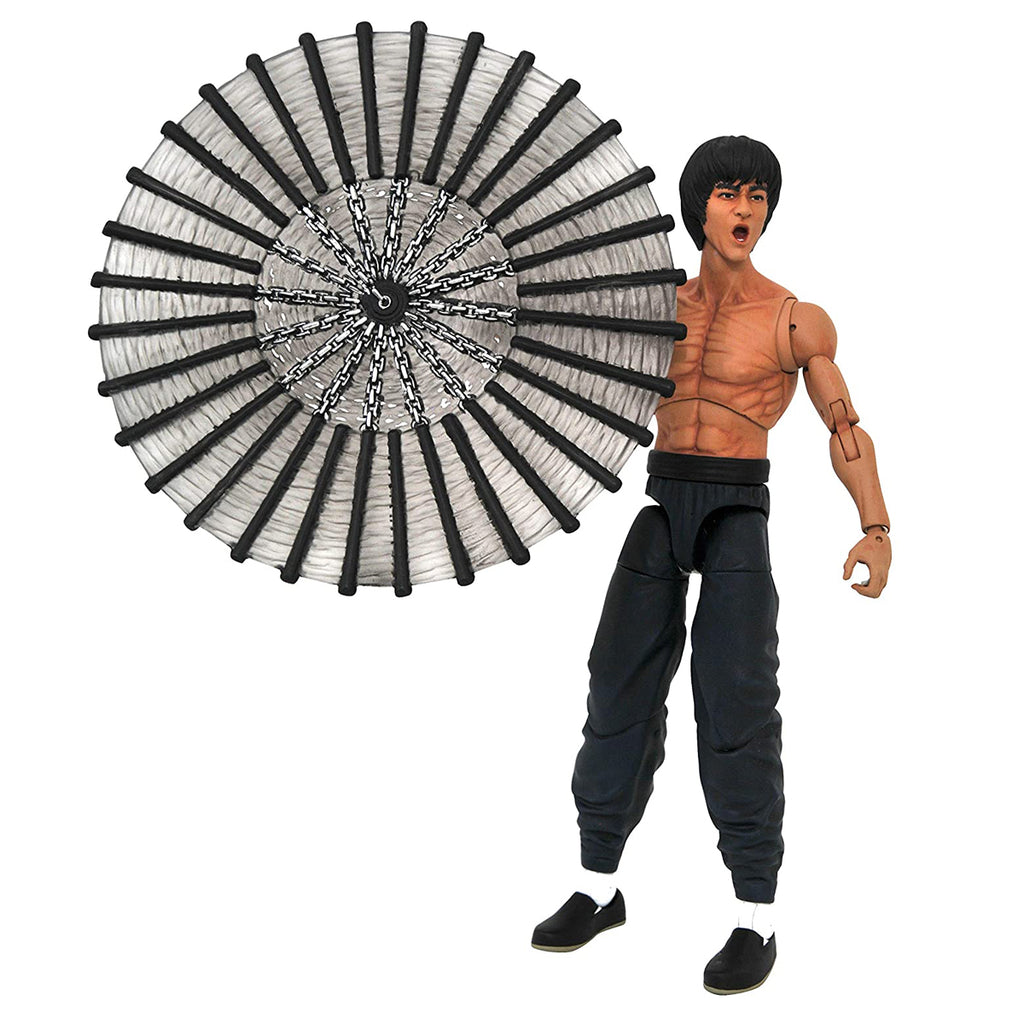 Bruce Lee (Shirtless Version) Select Series 2 Action Figure
