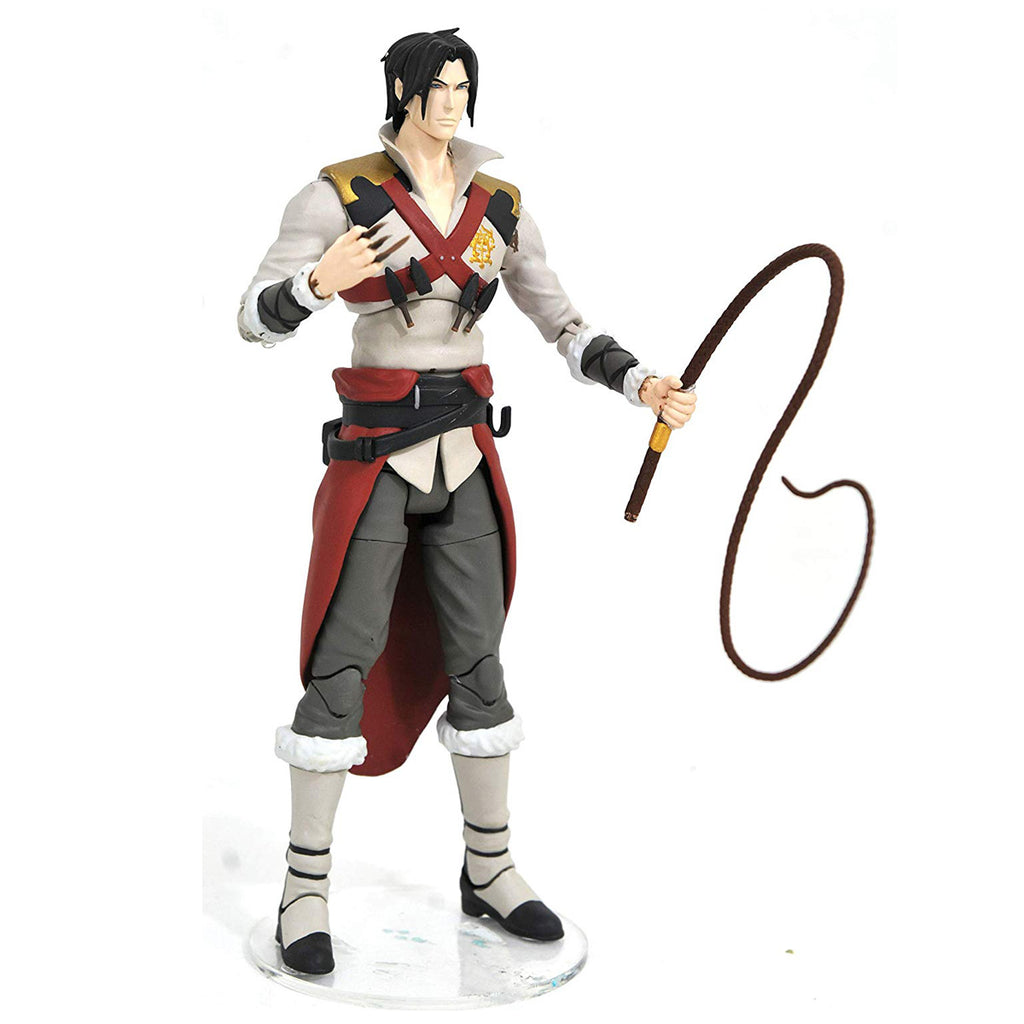 Diamond Select Castlevania Netflix Series Trevor Belmont Action Figure