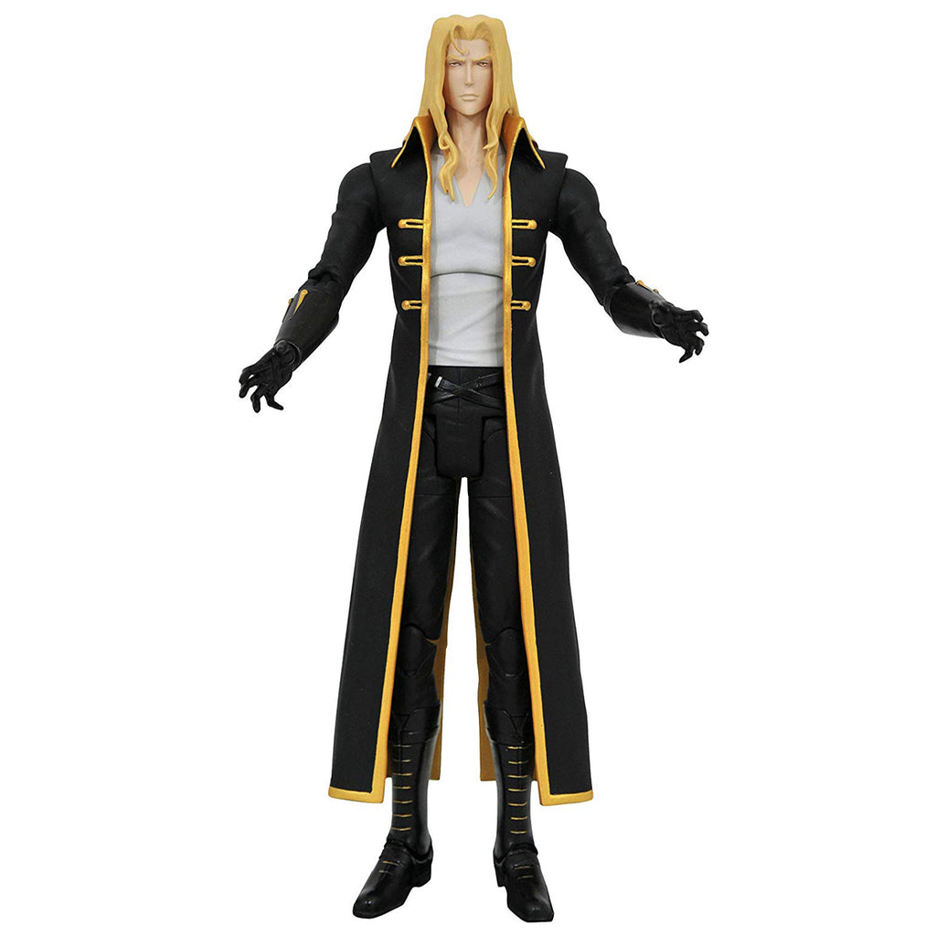 Diamond Select Castlevania Netflix Series Alucard Action Figure