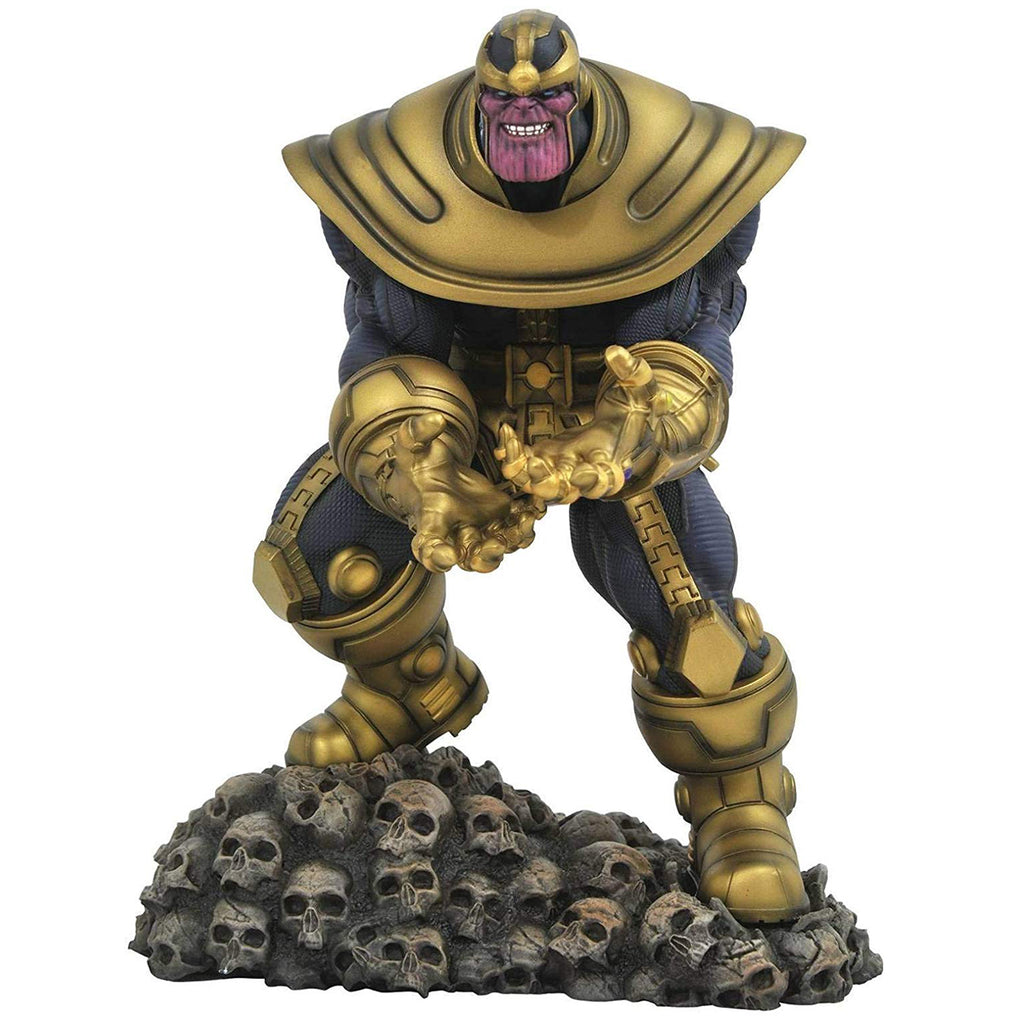 DIAMOND SELECT TOYS Marvel Gallery: Thanos PVC Figure