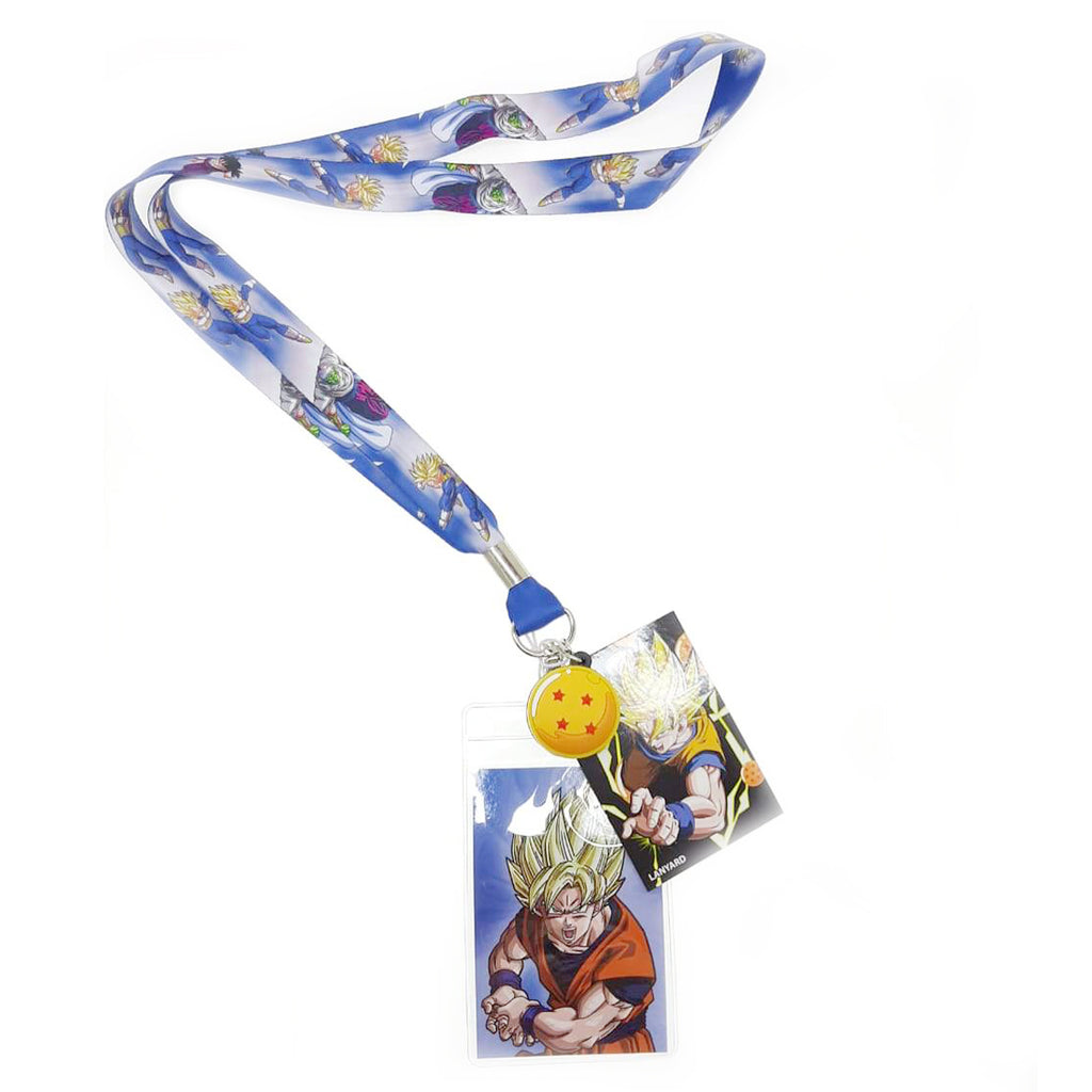 Great Eastern Entertainment GE Dragon Ball Z Group Lanyard