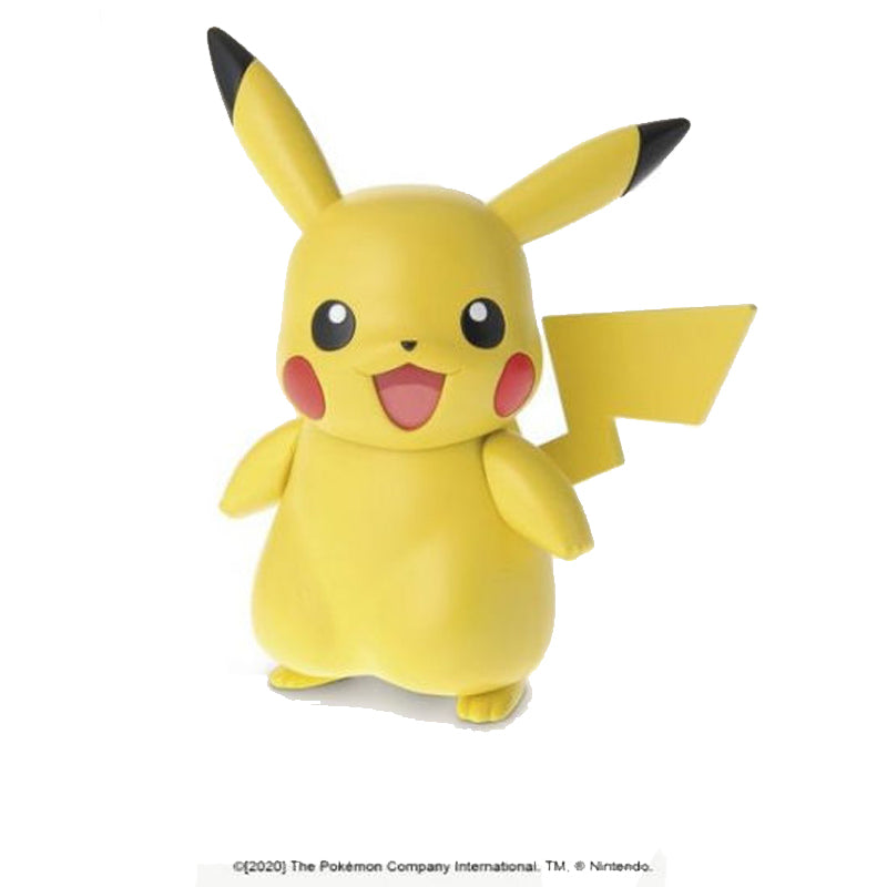Pokemon: Pikachu Bandai Model Kit