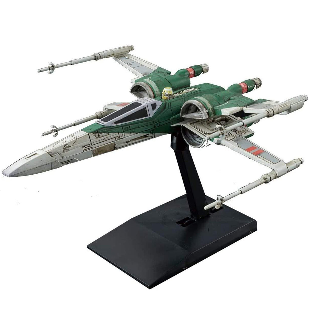 Bandai Spirits Star Wars: #17 X-Wing Fighter (Rise of Skywalker Ver.)