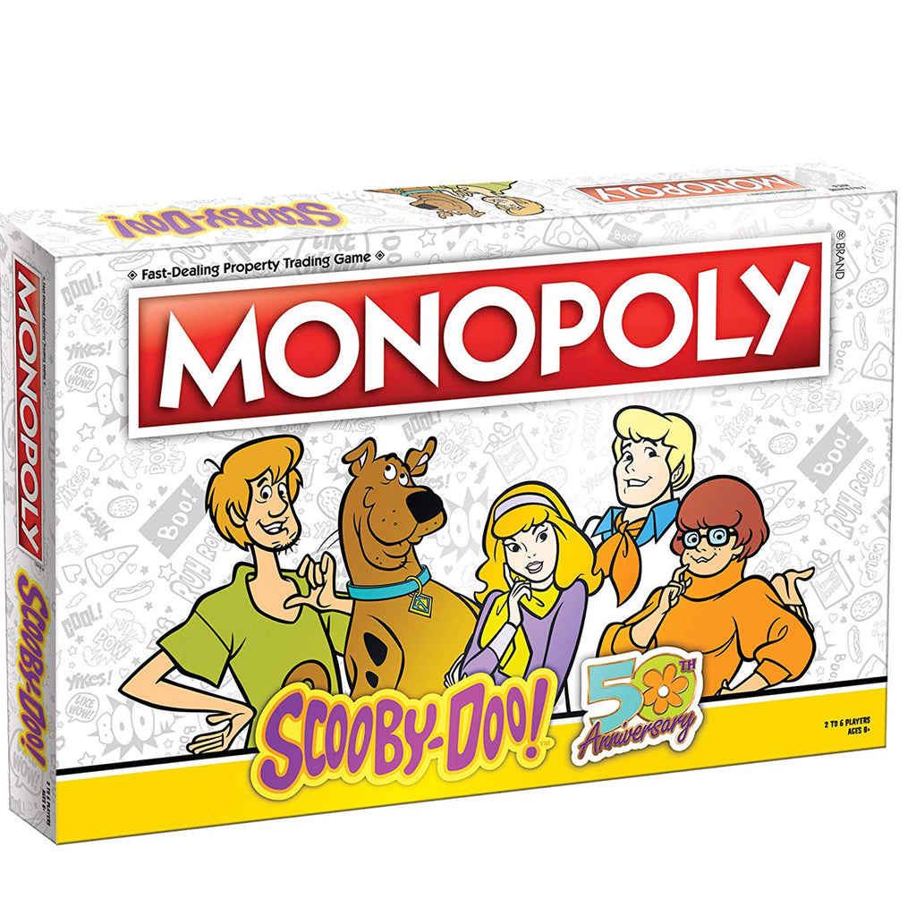 Monopoly Scooby-Doo!, Board Game