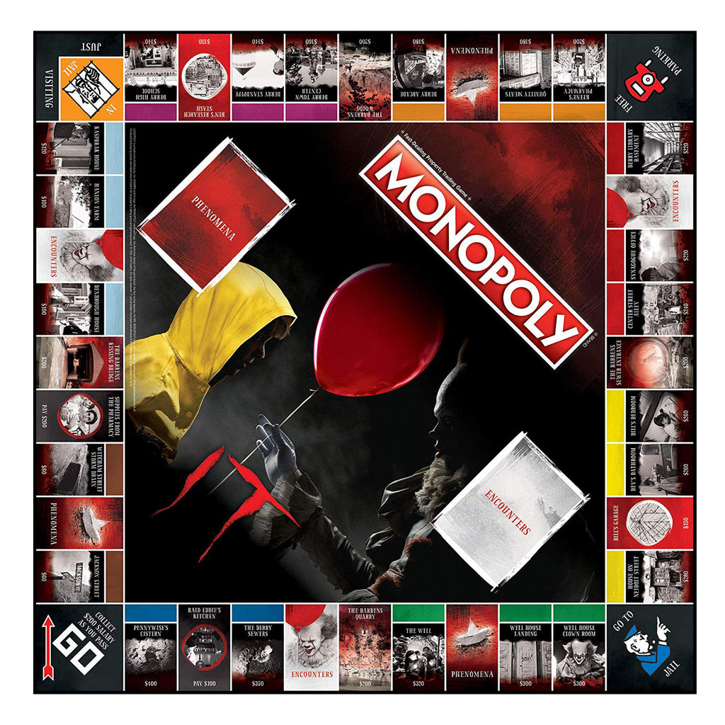 Monopoly IT, Board Game