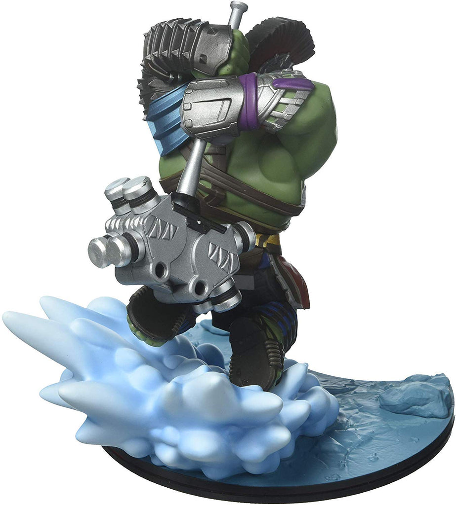 Quantum Mechanix Marvel Thor Ragnarok: Hulk Q-Fig Figure