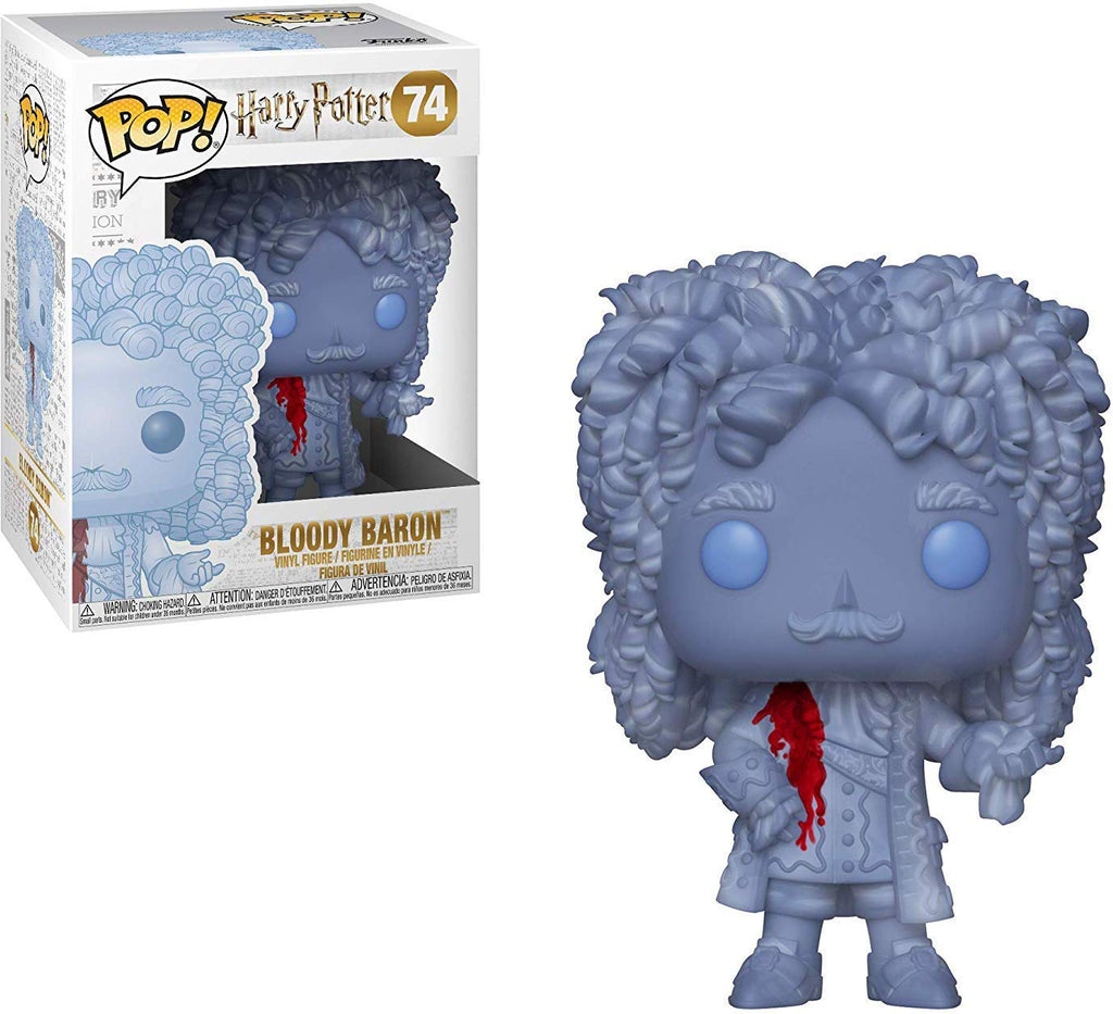 Funko Pop! Movies: Harry Potter - Bloody Baron