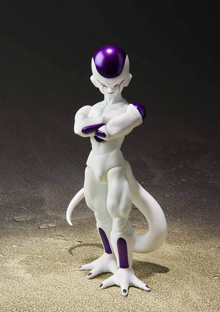 Dragon Ball S.H. Figuarts Frieza Resurrection Super Action Figure