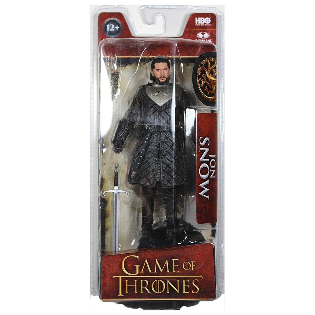 McFarlane Toys -Game of Thrones: Jon Snow Action Figure