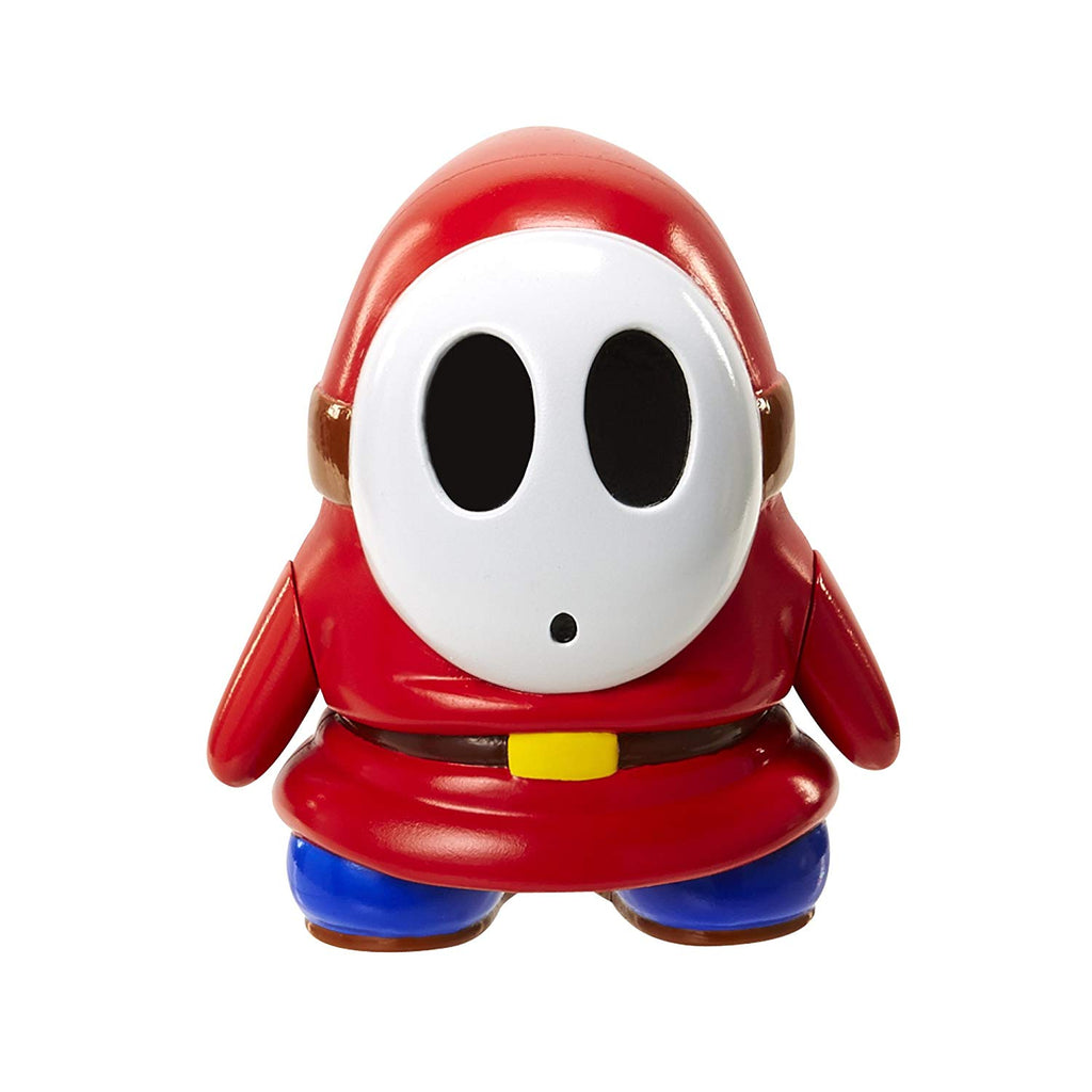 "World of Nintendo - shy guy 4"" Super Mario, Multicolor"