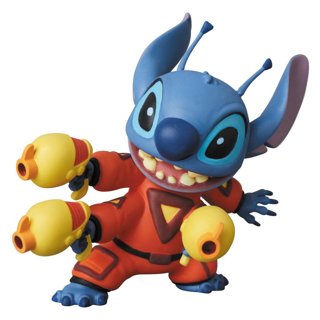 Disney's Lilo & Stitch: Experiment 626 Stitch Ultra Detail Figure Multicolor