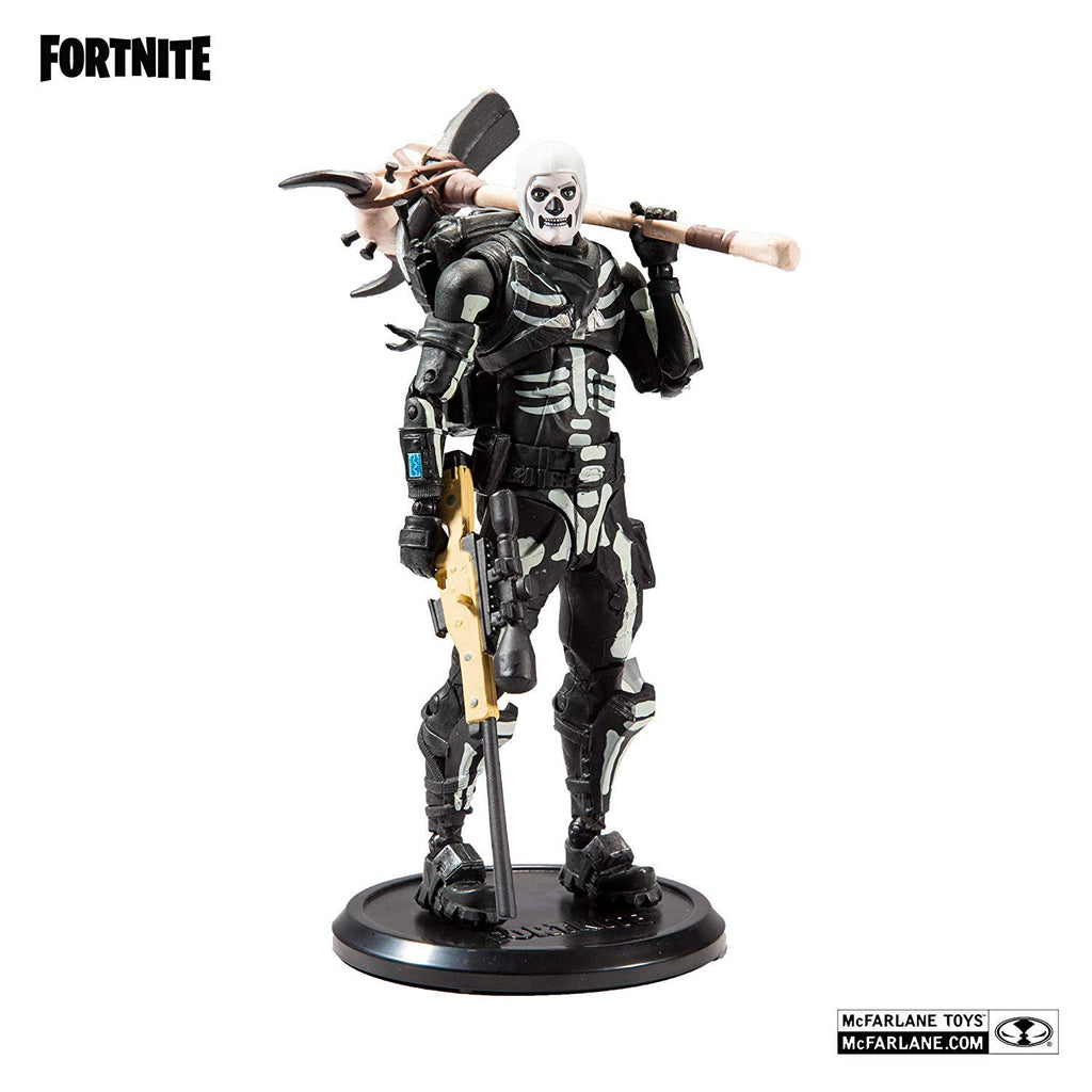 McFarlane Toys Fortnite Skull Trooper Premium Action Figure
