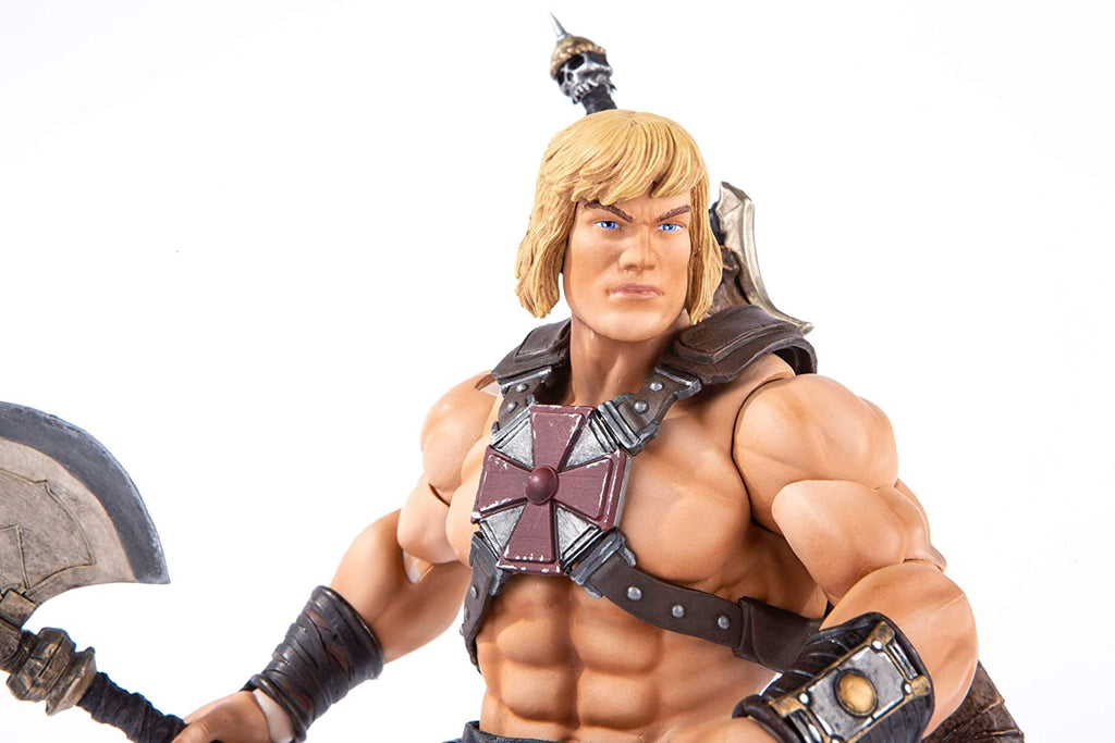 Mondo Tees Masters of The Universe: He-Man 1: 6 Scale Collectible Action Figure