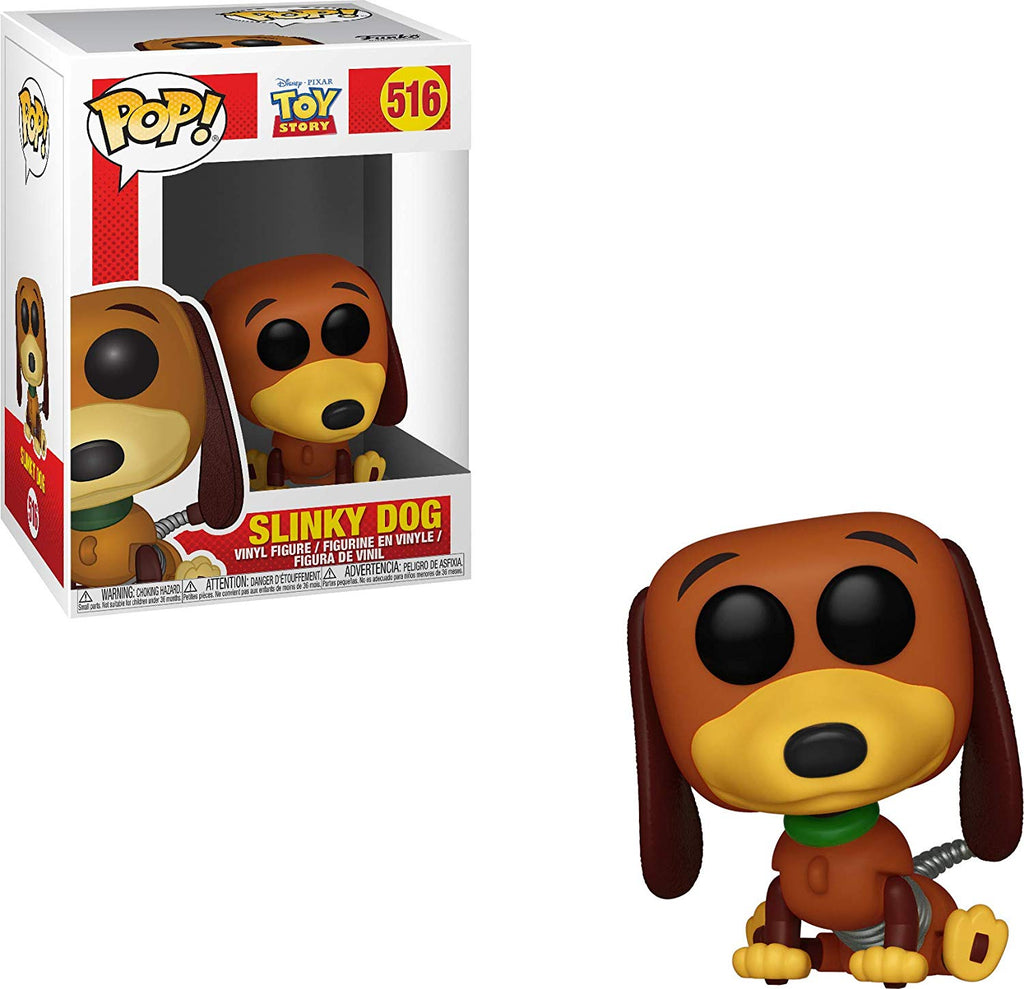 Funko POP! Disney: Toy Story: Slinky Dog