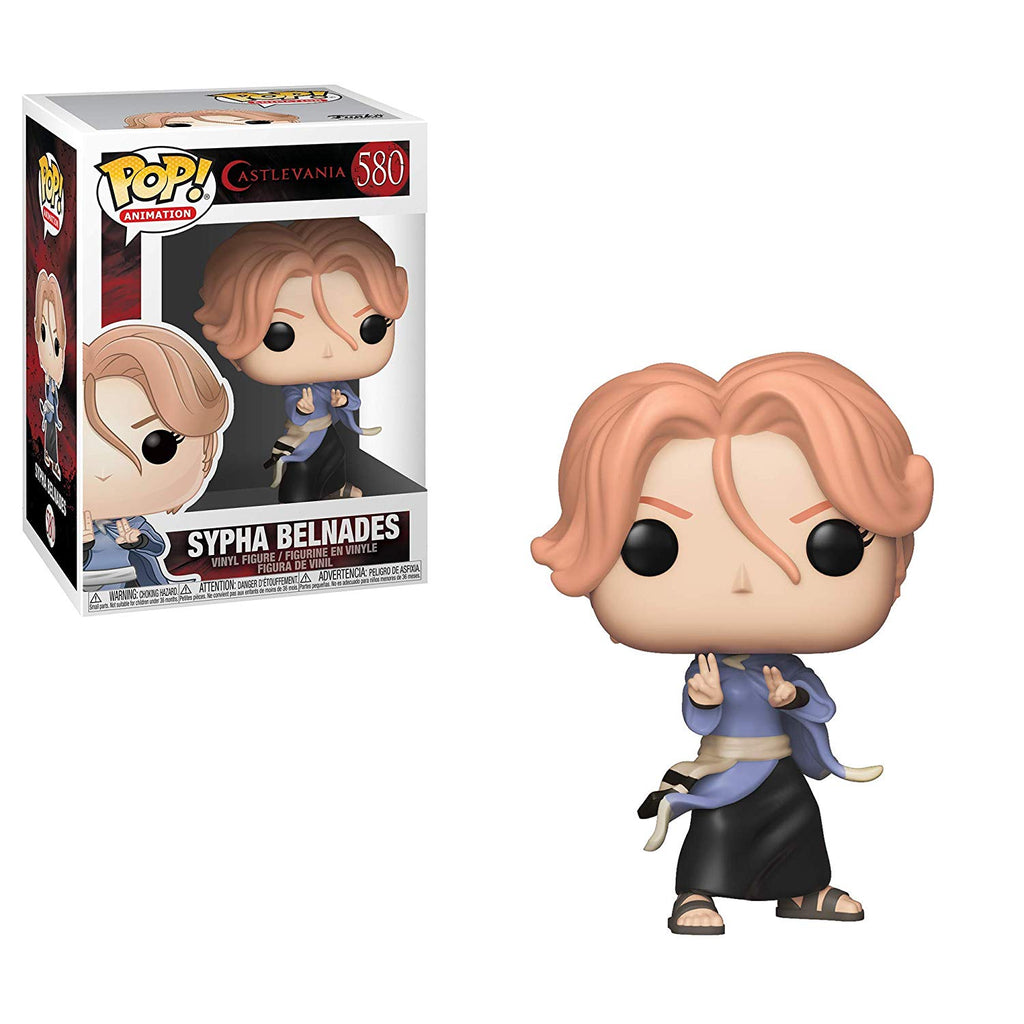 Funko Pop! Animation: Castlevania - Sypha Belnades Toy Collectible Figure, Standard, Multicolor