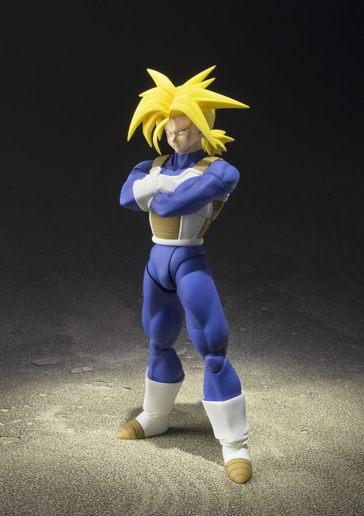 Dragon Ball Z: s.h figuarts Trunks