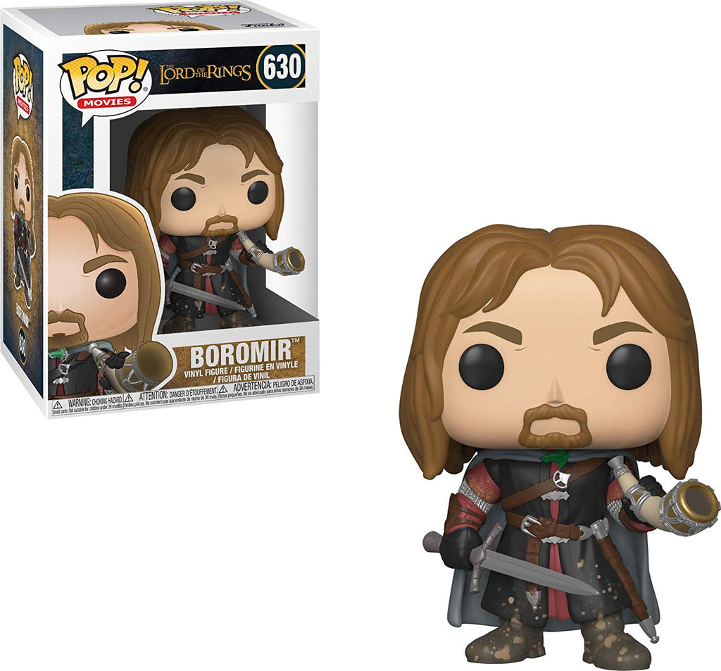 Funko Pop Movies: Lord of The Rings - Boromir