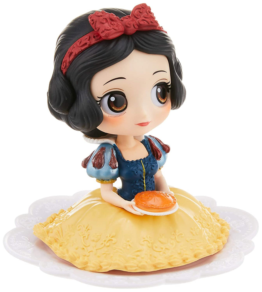 Banpresto Snow White Q Posket-Snow Whitei-(Ver.B), Multicolor
