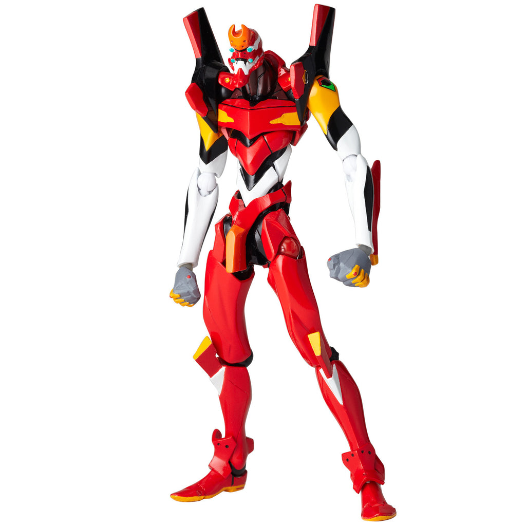 "Revoltech EVANGELION EVOLUTION EV-005S EVA-02 ""Evangelion: 2.0 You Can (Not) Advance"""